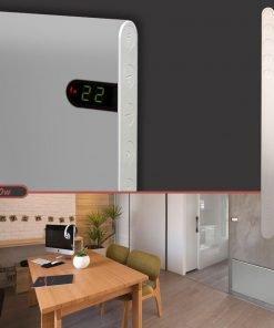 Adax neo zilver radiator
