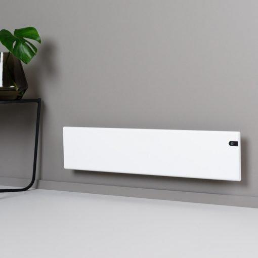 adax neo laag elektrische verwarmingspaneel-wit